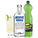 kit vodka lemon con absolute