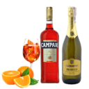kit Campari spritz con prosecco